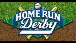 Mlb 12 The Show Homerun Derby Ps Move Barry Bonds vs Mark Mcguire (6 Classic Stadium)