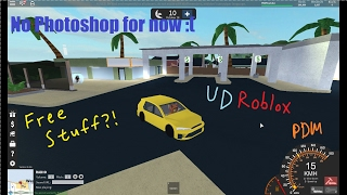 PDM Roblox | UD New Free Stuff Update! | Ultimate Driving Roblox