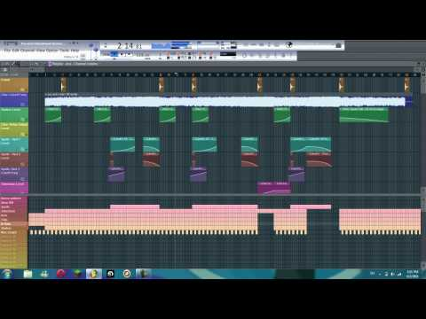 You and I (Deadmau5 Remix) Remake in FL Studio