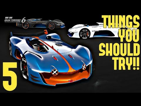 5 THINGS you should TRY now that GT6 IS DEAD!!