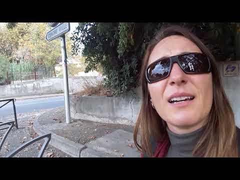 Arles França - Caminho de Santiago de Compostela - parte 1