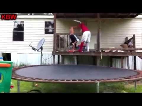 Trampoline Wrestling: KBW- Royal Rumble 2