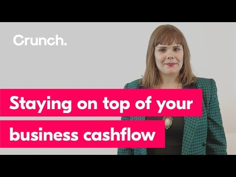 Staying On Top Of Your Business Cashflow | Crunch