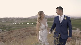 I'll Love You To Infinity And Beyond   Mount Palomar Winery Temecula Wedding Videographer