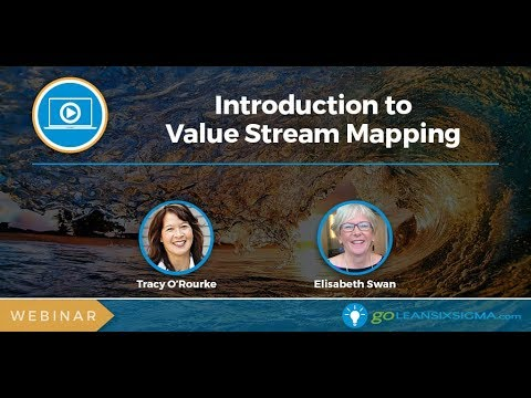 WEBINAR: Introduction To Value Stream Mapping