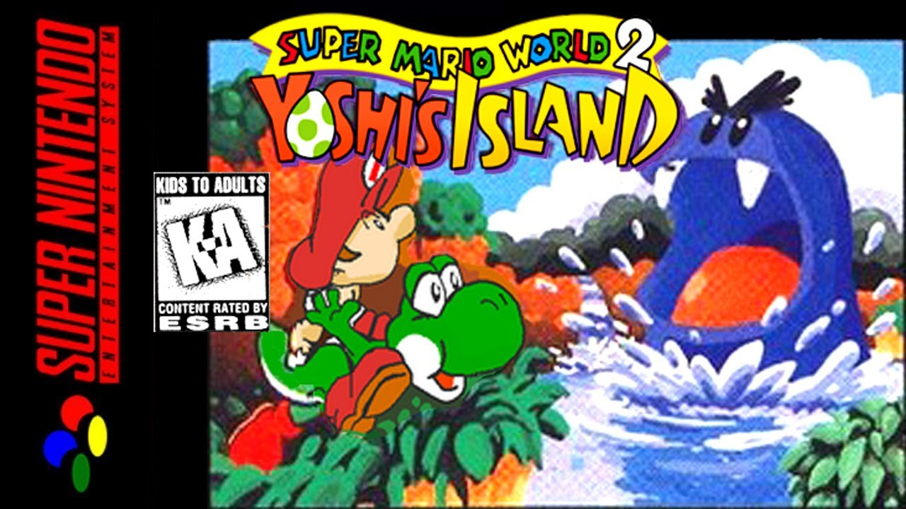 Image result for yoshis island