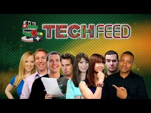 Tech Feed Holiday Hangout! Happy 12/12/12