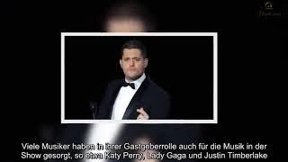 Saturday Night Live Michael Bublé bringt sich für Kult-TV-Show ins Gespräch