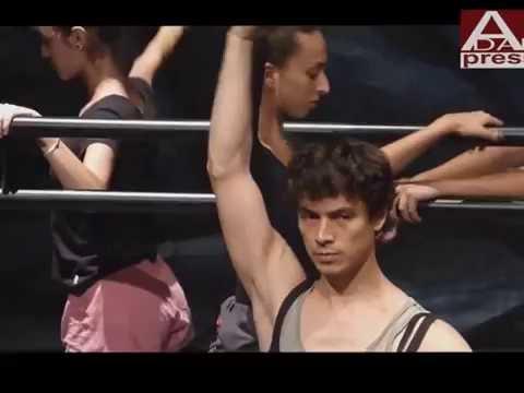 ANDREY BATALOV, CLASE MAGISTRAL BALLET EN EL TEATRO COMPAC
