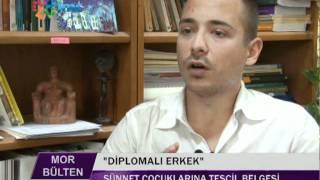MOR BULTEN 30.06.11 erkeklik diploması