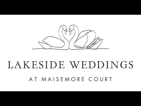 Lakeside Weddings at Maisemore Court