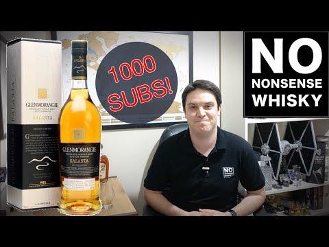 Glenmorangie Ealanta | No Nonsense Whisky #84