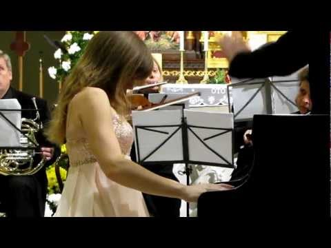 Anna Fedorova (6),16 października 2011, Dni Chopina w Łodzi, Orkiestra Polish Camerata