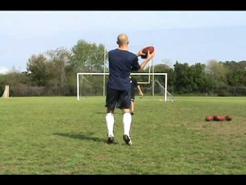 Brian Moorman NFL Punter Bills - Mike Hollis