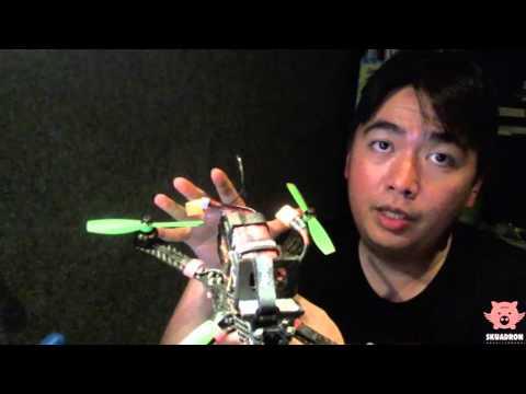 KOMPLIT LOKAL(1/2) - FPV Racing Drone Tutorial Rakit & Setup
