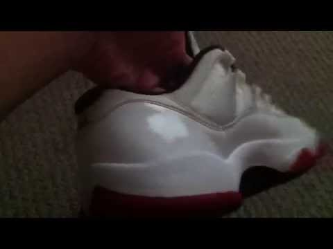 Before and after(Deep clean) on Cherry 11 lows