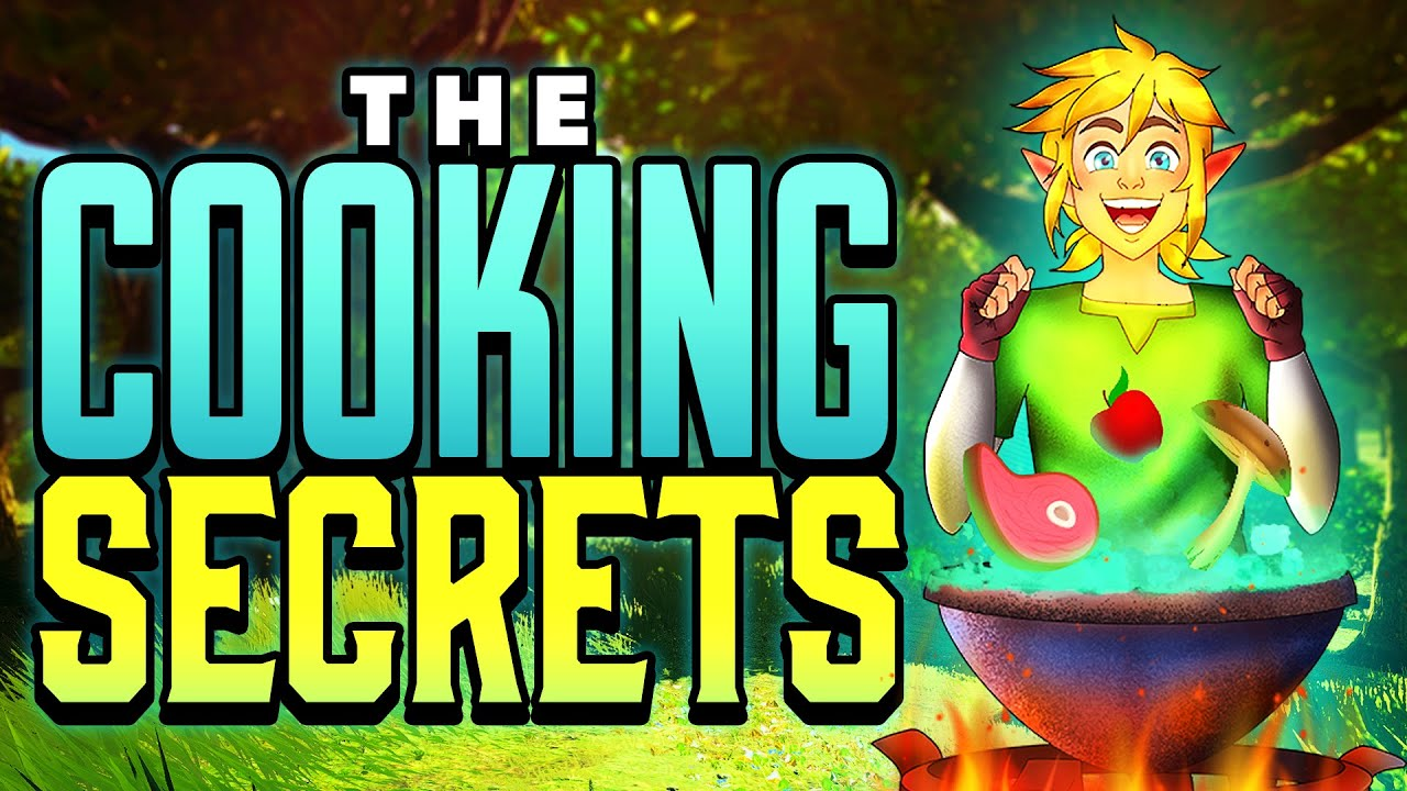 The Tale Of The Cook — Zelda Breath Of The Wild Explained