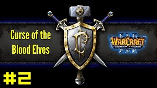 Warcraft III The Frozen Throne: Human Campaign #2 - A Dark Covenant