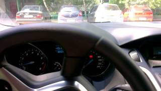 Хруст при повороте руля Ford Focus 3