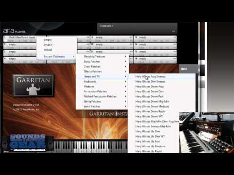 garritan instruments for finale download