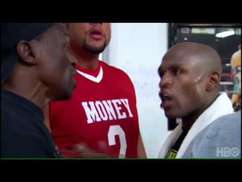 Mayweather Jr. vs Mayweather Sr. 24/7