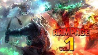 Dota 2 Rampage Vol. 1 (Pilot)