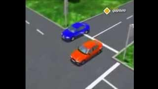 Проезд перекрёстка
