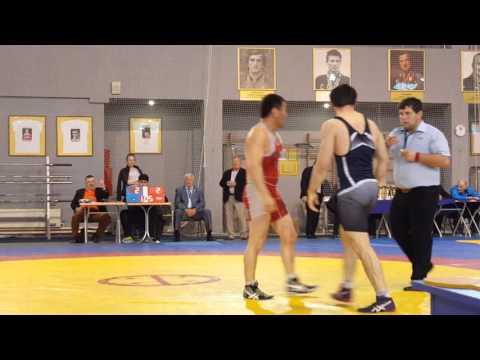 Джахпаров Шамиль финал 70 кг Сочи 2016 вольная борьба ЮФО