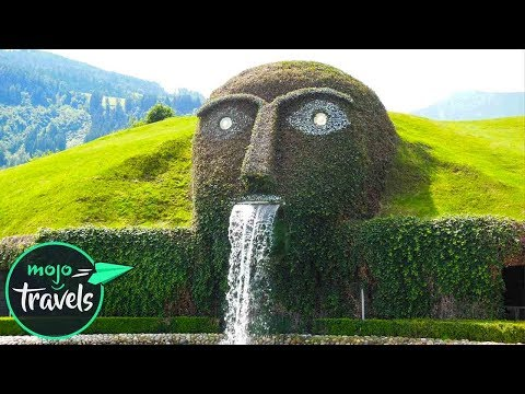 Top 10 Fountains Around the World