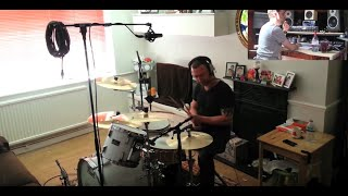 #7. Drums - Running a Recording Session in the Living Room