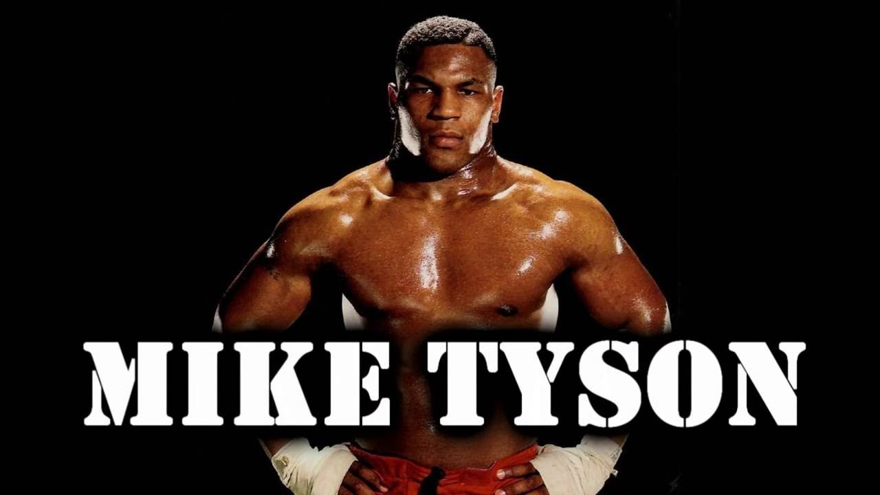 Mike Tyson Knockout