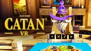 Catan VR - Official PSVR Launch Trailer