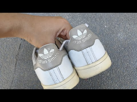 UKAY RESTORATION: ADIDAS STAN SMITH