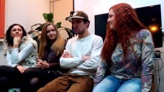 Встреча с участниками сериала «Курт Сеит и Александра» в Петербурге(1)