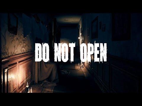 Do Not Open - Teaser