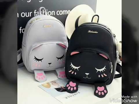New Stylish College Collection 2018 19 College Bags For Girls