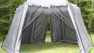 Туристический тент шатер Campack Tent G 3601W(Туристический тент шатер Campack Tent G 3601W - cамая популярная модель из всех туристических шатров Campack Tent. Имеет..., 2014-05-28T05:33:33.000Z)
