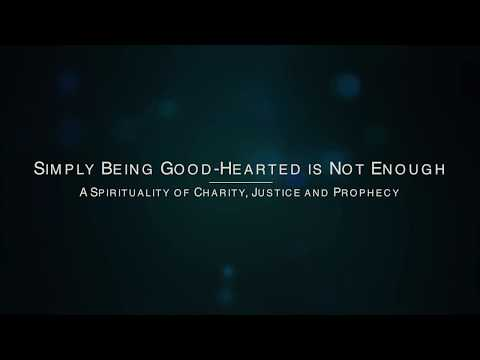 Part 1: Simply Being Good Hearted is Not Enough (Full Keynote)