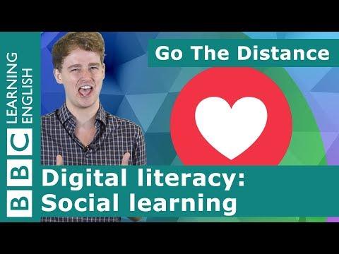 Digital Literacy – Social Learning