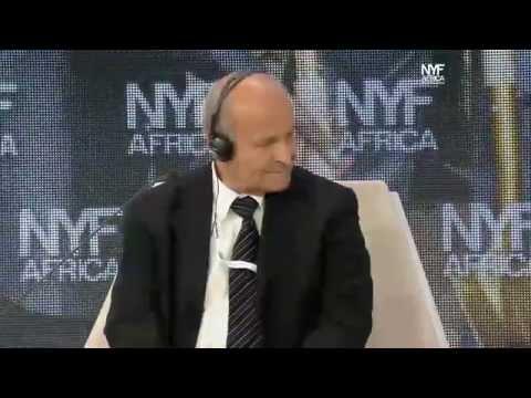 NYFA 2014 - Transforming economies through partnership [In French]