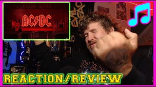 AC/DC - Shot In The Dark REACTION & REVIEW (redacted) | Viewer Request |
