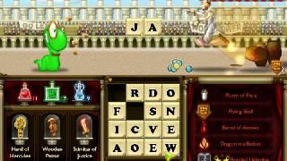 Bookworm Adventures Arena mode speedrun (8:46) [FWR]