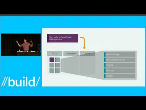 Build 2014 Getting Started with Visual Studio Online