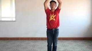 DÂN TỘC NỘI TRÚ TỈNH QUANG TRI Hướng dẫn múa bài nối vòng tay lớn
