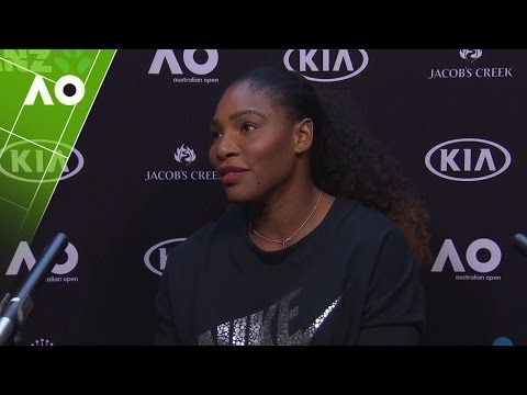 Serena Williams Pre-Tournament Press Conference | Australian Open 2017