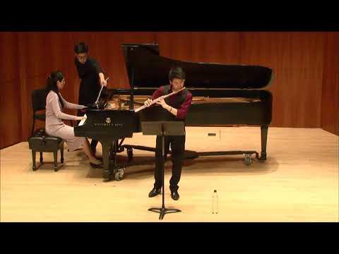 Darius Milhaud: Sonatine for flute and piano