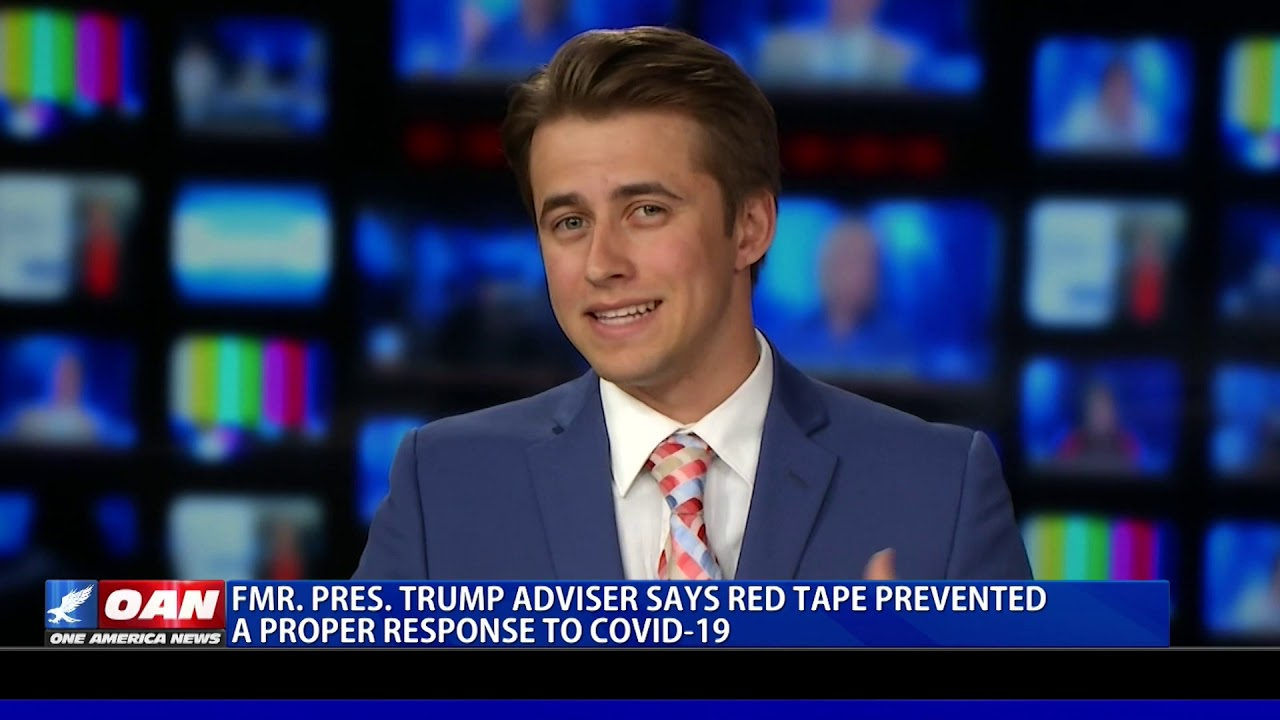 Former Trump adviser says 'red tape' prevented a proper response to COVID-19