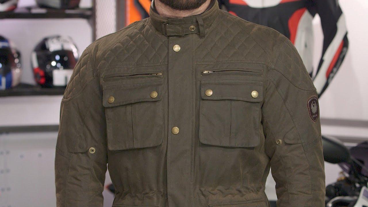 Merlin Yoxall Wax Jacket Review At Revzilla Com Youtube