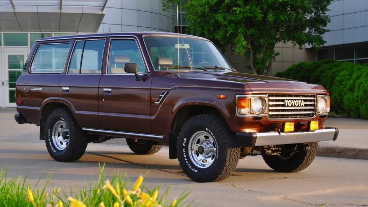 1984 FJ60 - 114K Miles - $29,900