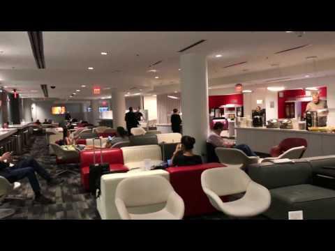 Salon Vip De Avianca En Miami
